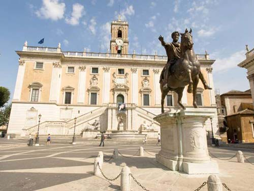 Capitoline Museums Tour<br/>(3 Hours)