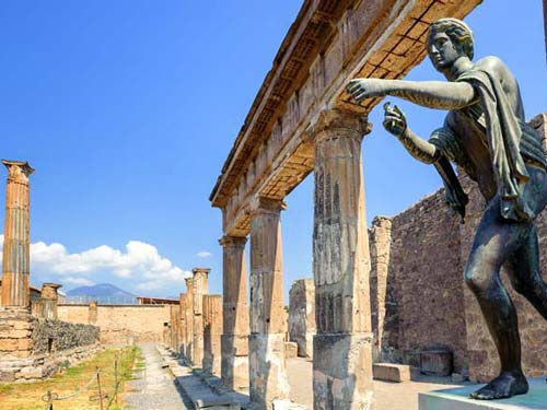 Pompei Tour from Rome <br/>(Full Day)