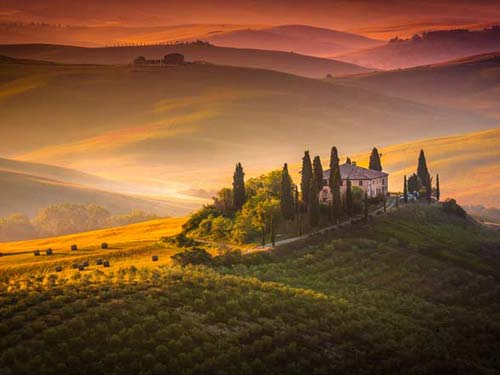 Tuscany Tour from Rome<br/>(Full Day)