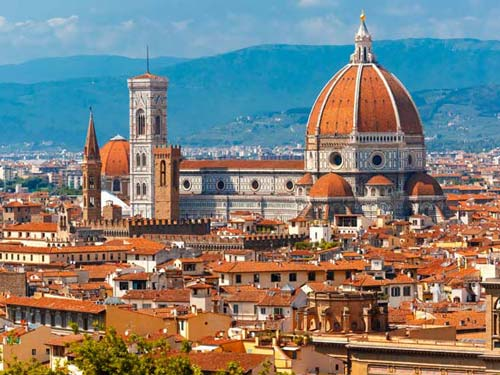 Florence Day Tour from Rome<br/>(Full Day)