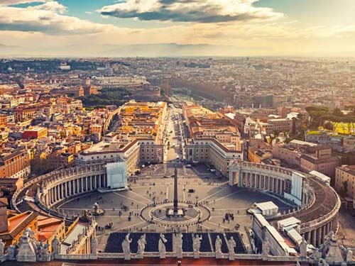 Rome & Vatican <br/> (Full Day)