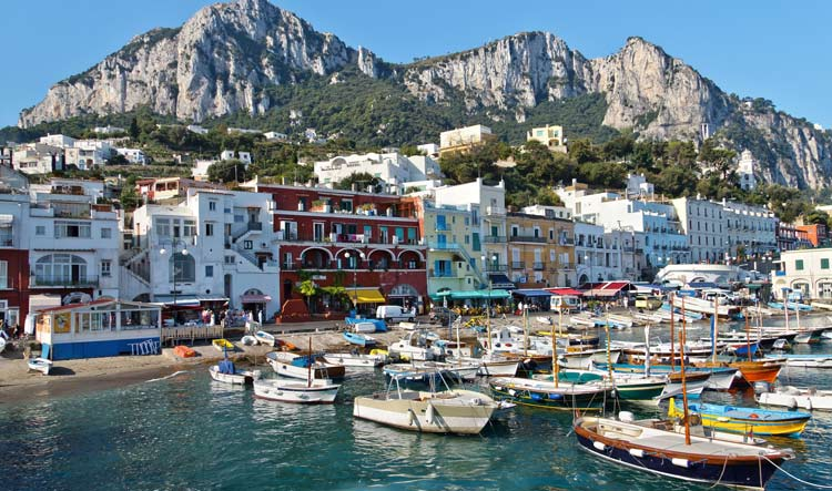 Capri Island - Capri Private Tour - Unique Rome Private Tours
